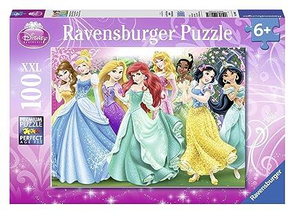 Puzzles & Geduldspiele Ravensburger Puzzle Disney Princess 100