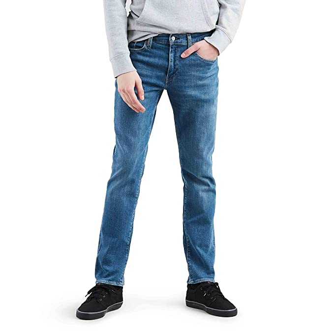 c9ab8a269285 Levi s Men s 511 Slim Fit Advanced Stretch Jeans