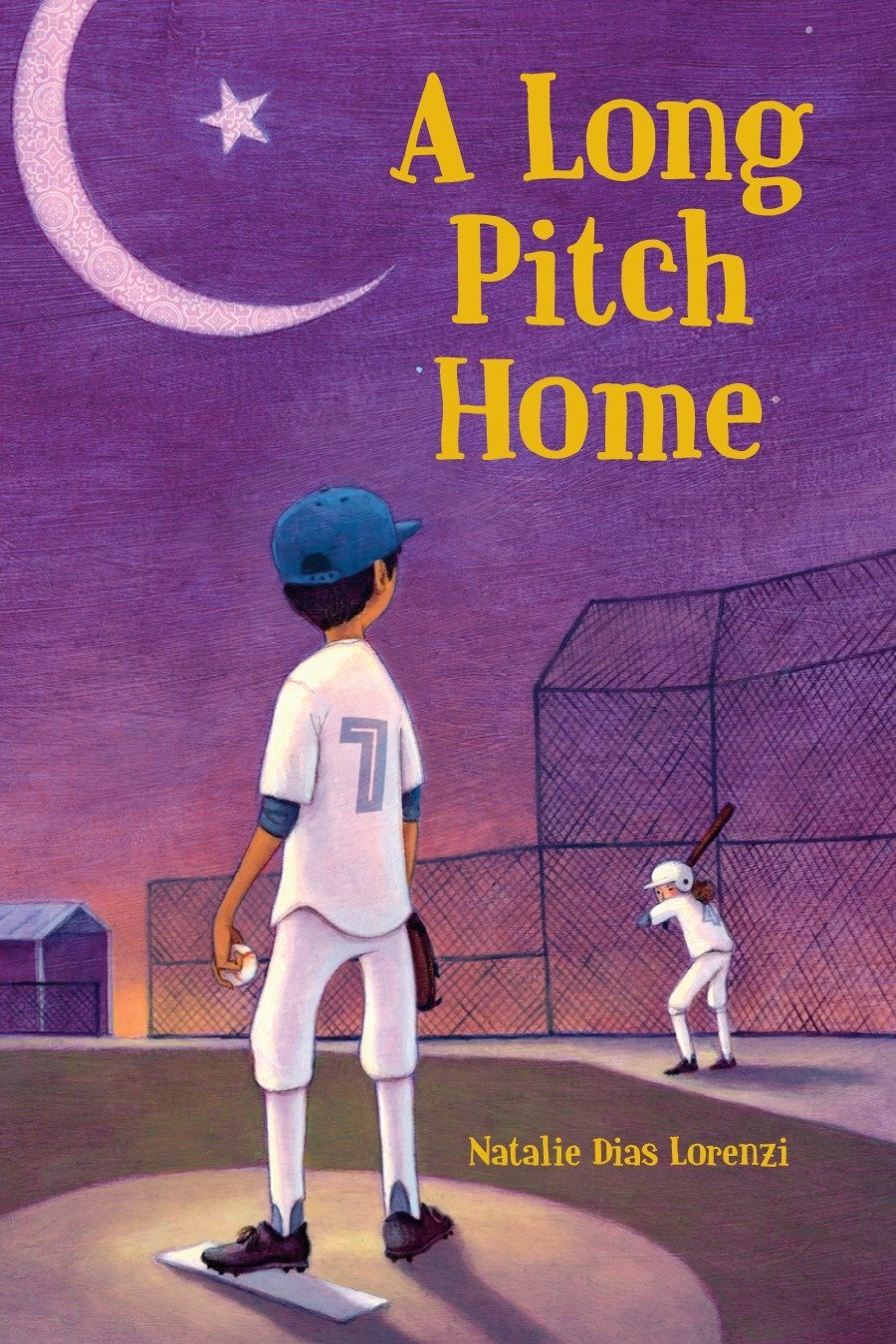 A Long Pitch Home by Charlesbridge Publishing (Image #4)