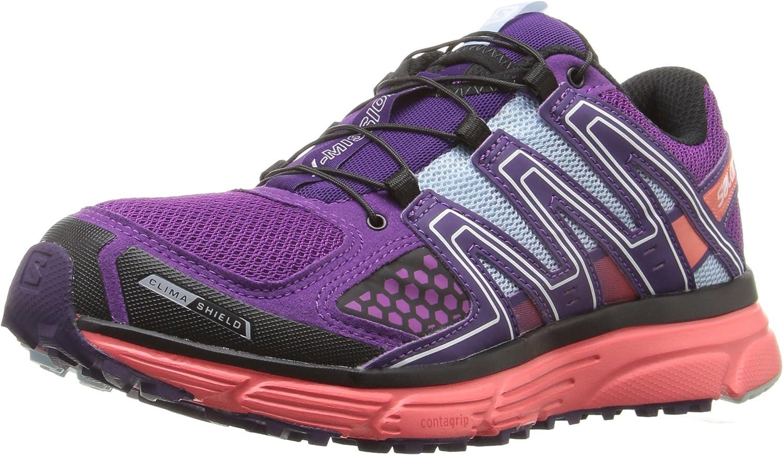Salomon Womens X-Mission 3 CS W Trail Running Shoe