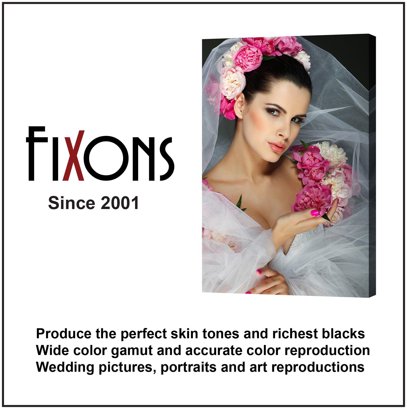100% Cotton Inkjet Canvas Matte - 24 x 40 (1 Roll)