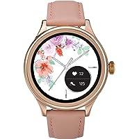 Timex Women's Quartz Smart Watch Pink Digital Display,TW2U32600