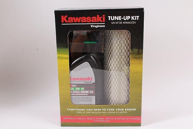 Amazon.com: Kawasaki 99969-6413 Power Tune-up kit, Black: Garden & Outdoor