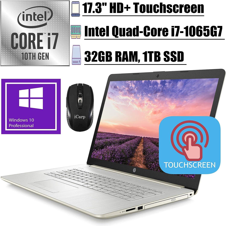 2020 Flagship HP 17 LaptopComputer 17.3