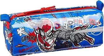 Estuche Escolar de Spiderman: Amazon.es: Equipaje