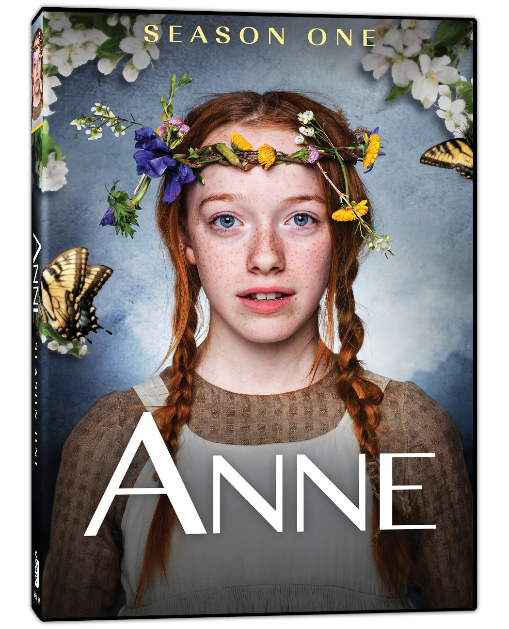 Anne: Season 1 Amybeth McNulty Geraldine James R.H. Thomson eOne