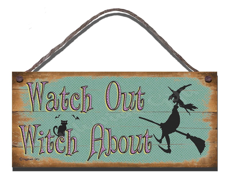 Divertido cartel de Halloween, para cumpleaños, ocasión chic ...