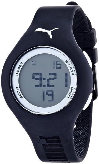 Mujeres-reloj PUMA time loop - S cuarzo digital plástico PU910912007: Amazon.es: Relojes