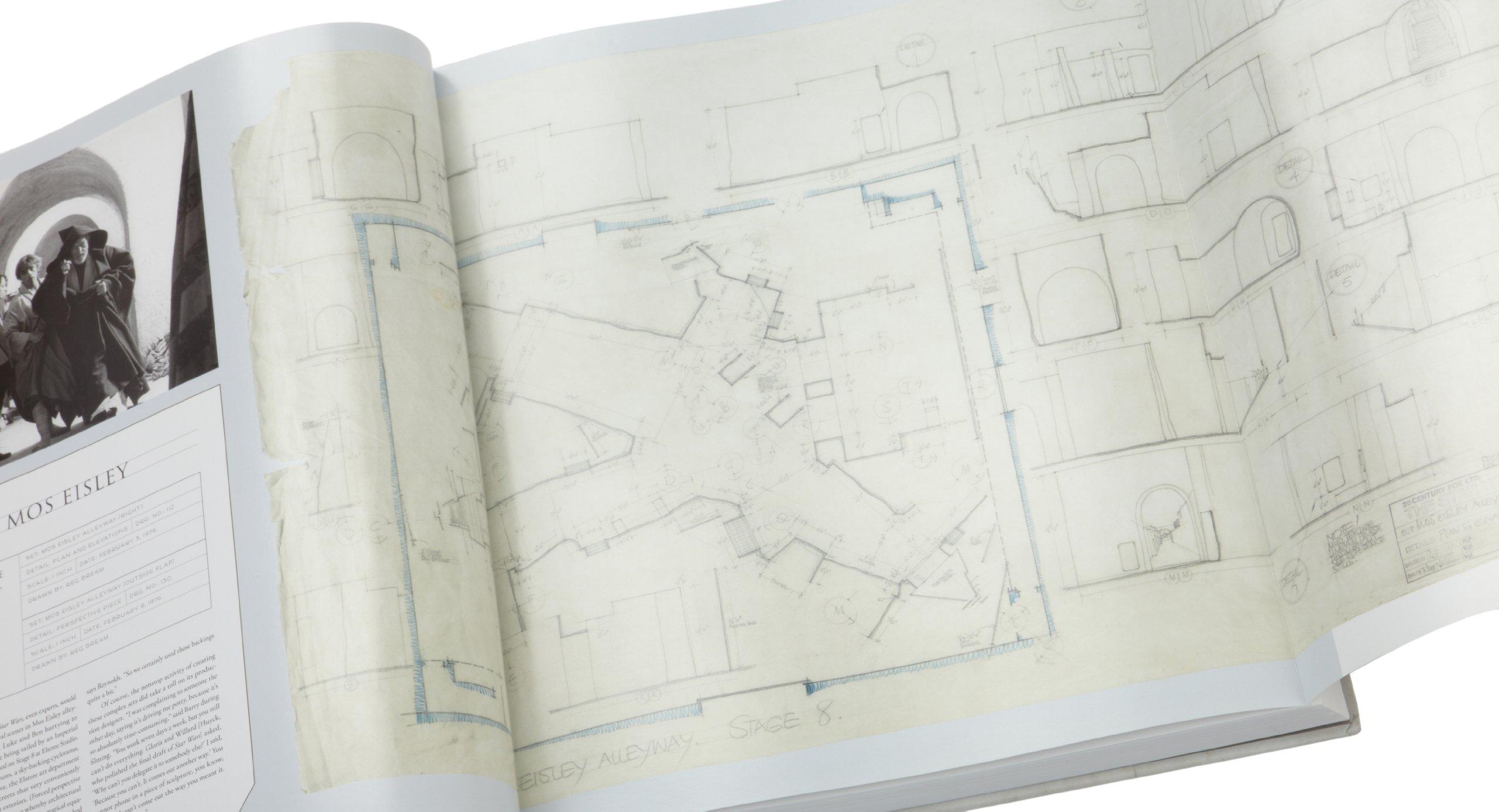 Star Wars: The Blueprints: Amazon.de: J. W. Rinzler: Fremdsprachige ...