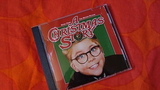 a christmas story by soundtrack music cd - A Christmas Story Soundtrack