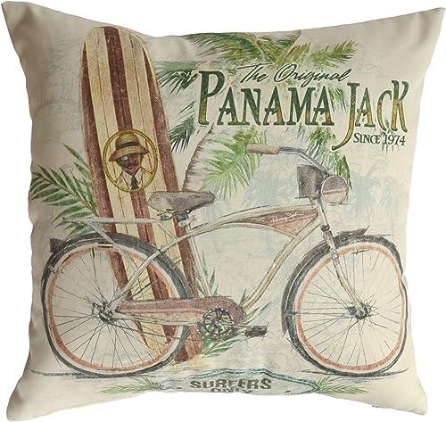 Panama Jack Beach Comber Throw Pillows Set of 2