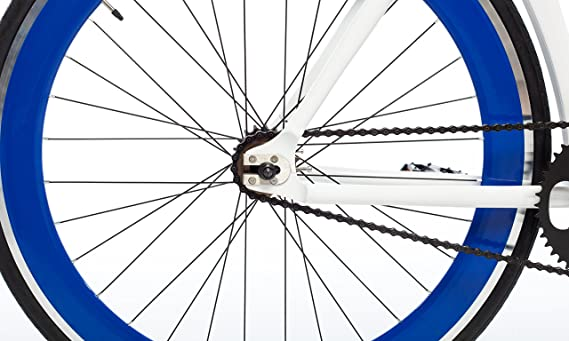 Moma Bikes Bicicleta Fixie Urbana, Fixie MUNICH SPORT RETRO , Full ...