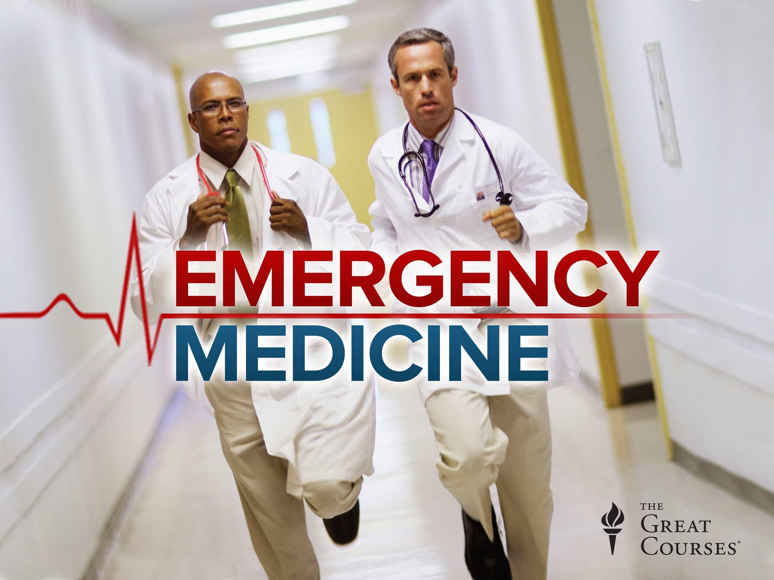 Watch Medical School for Everyone: Emergency Medicine | Prime Video