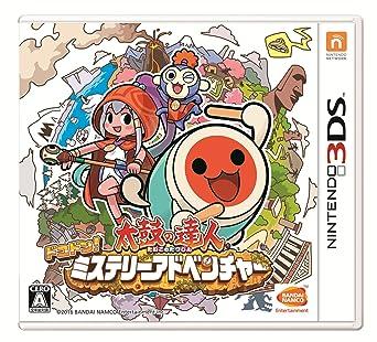 3DS版太鼓の達人の仲間一覧