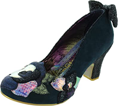9b51f6f264 Irregular Choice Women s Endless Dreams Court Heels Green Size Not  FoundIrregular ChoiceEU38UKfalse  Amazon.co.uk  Shoes   Bags