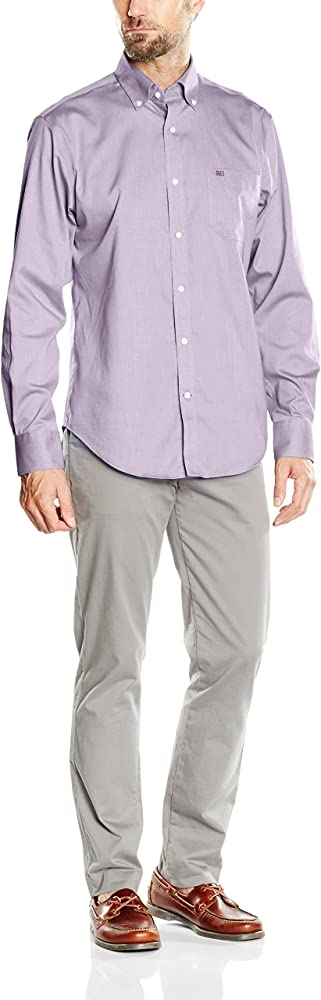 Pedro del Hierro Camisa Hombre Lila 3XL: Amazon.es: Ropa y accesorios