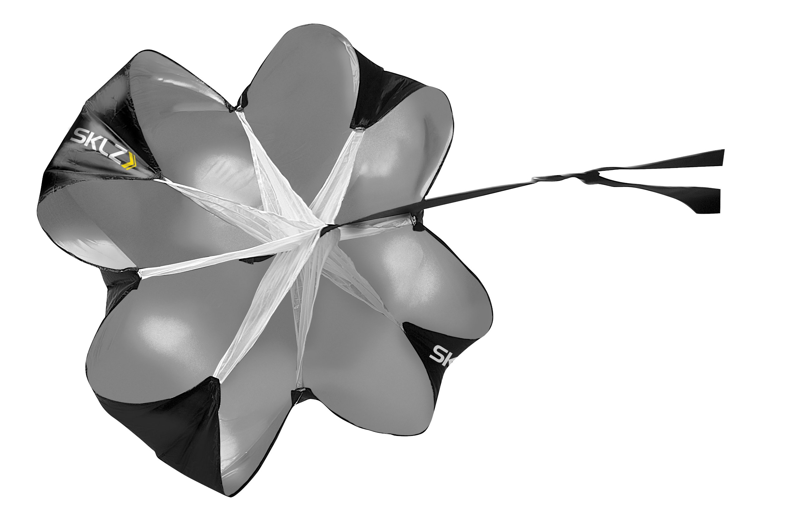 SKLZ Speed Chute - Resistance Spring Trainer - Speed Training Parachute Helps Maximize Acceleration and Top Running Speed