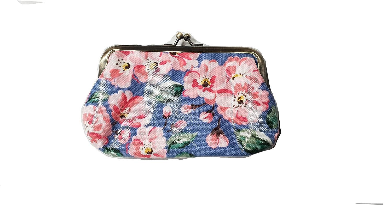 Cath Kidston Blossom Bunch - Bolso con cierre de retro, para ...