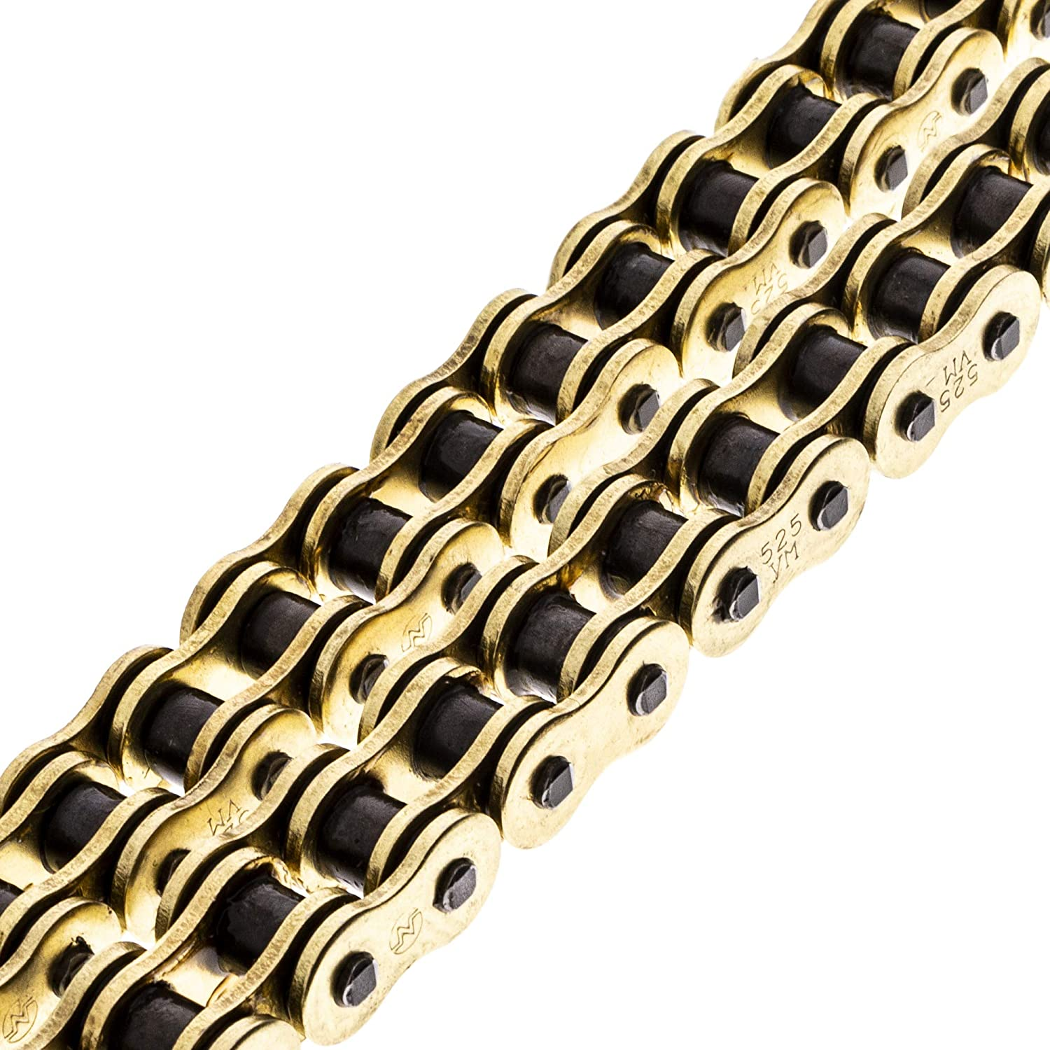 NICHE Gold 520 X-Ring Chain 94 Links With Connecting Master Link
