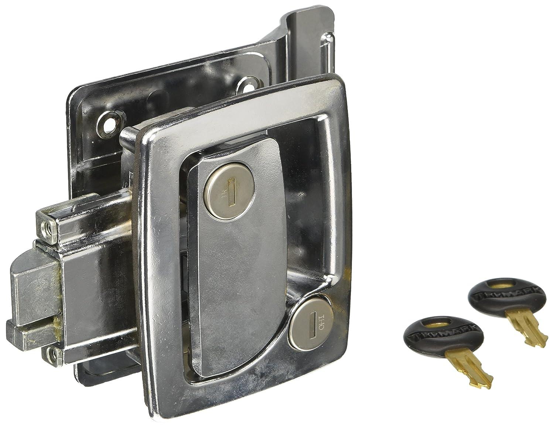 TRIMARK 60251CHR Chrome Door Lock