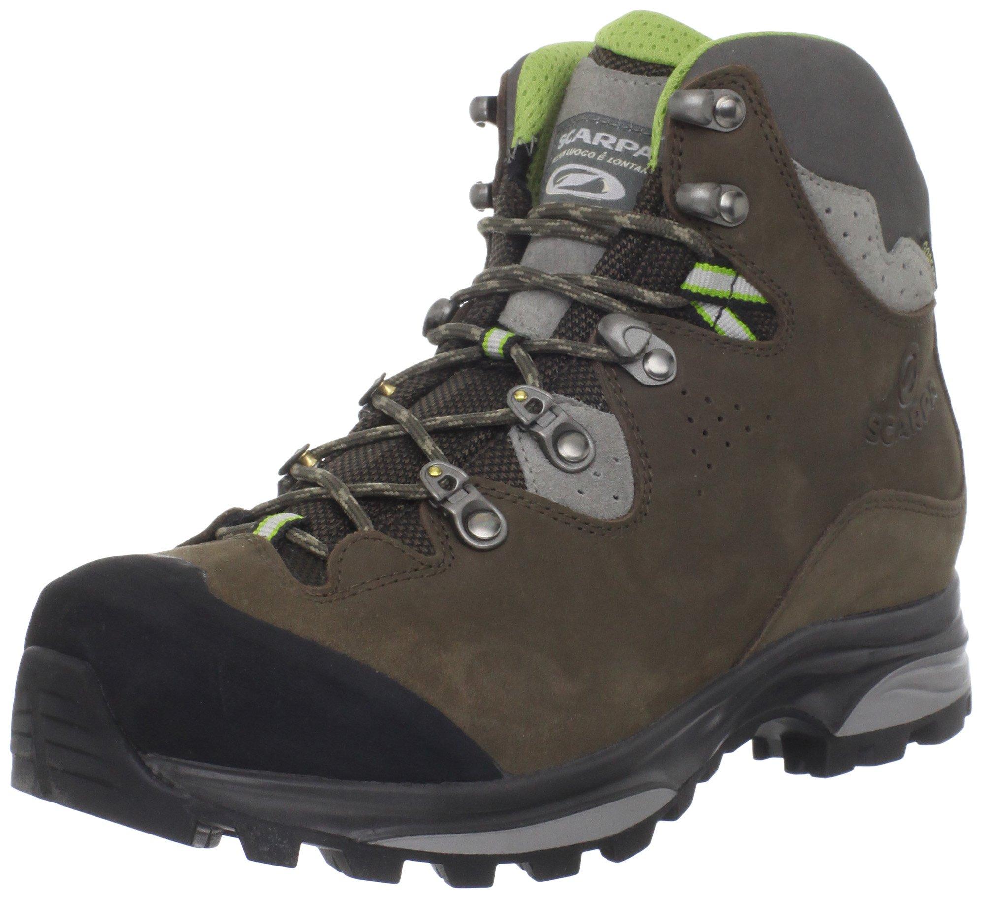 Scarpa Women's Hunza GTX Hiking Boot,Dark Brown,41.5 EU/9.5 M US