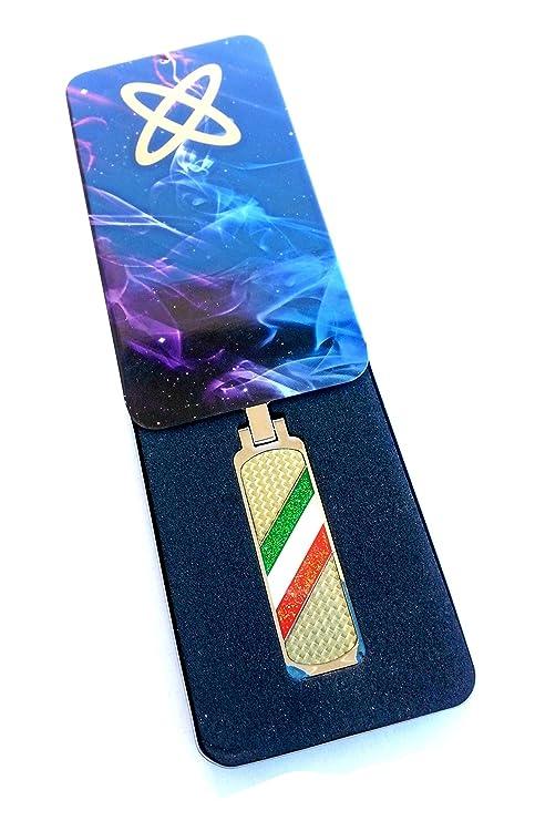 Llavero italia bandera - Italia Keyring elegante y original ...