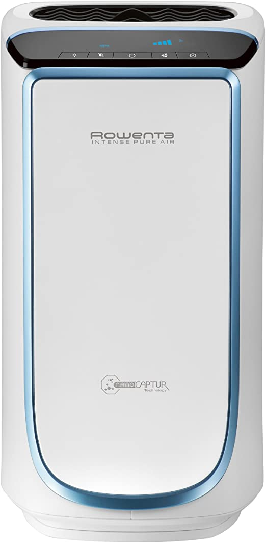 Rowenta Intense Pure Air PU4010 35m² 45dB 30W Color blanco ...