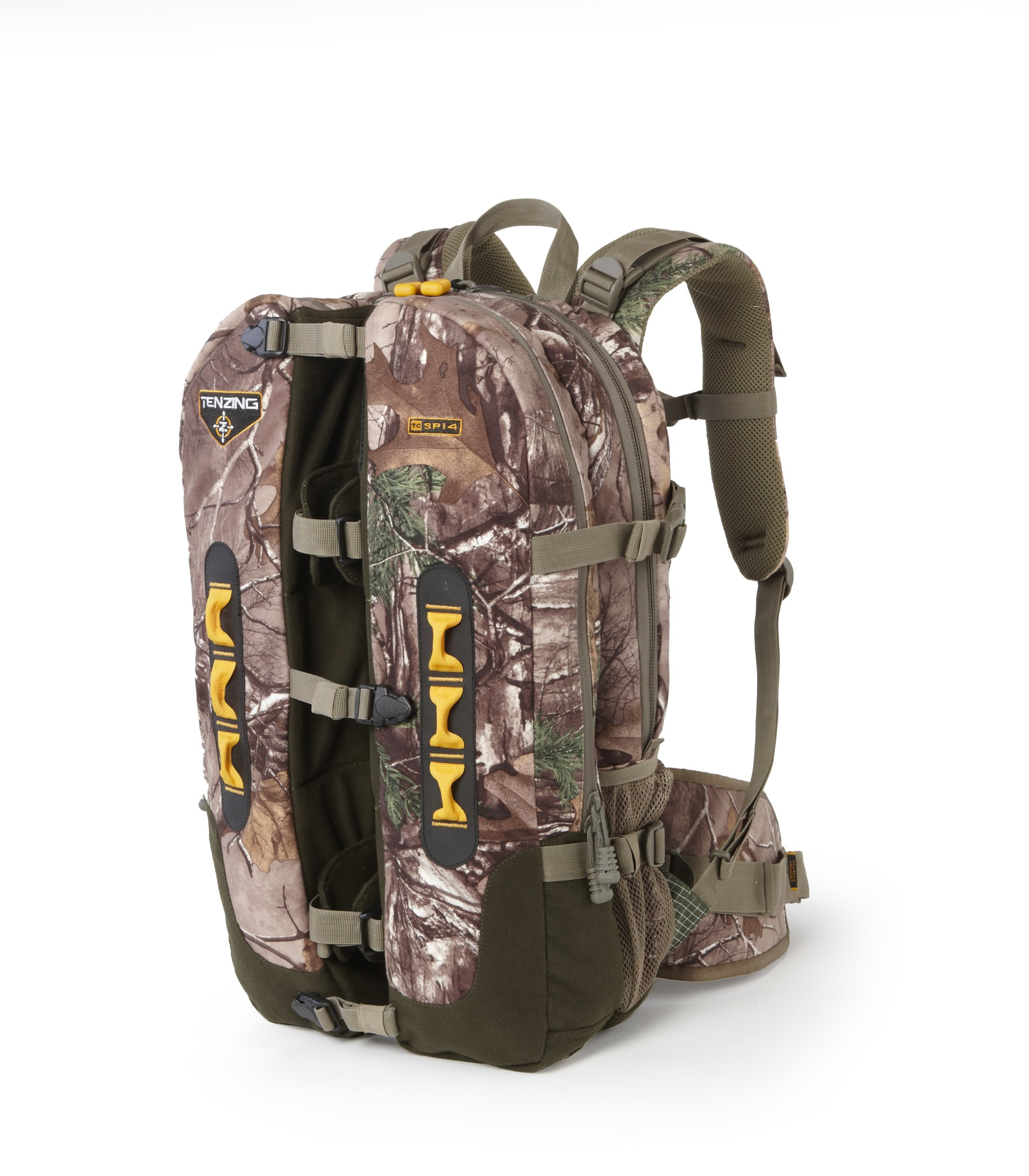 Tenzing TC SP14 Shooter's Pack Hunting Backpack, Realtree Max Xtra