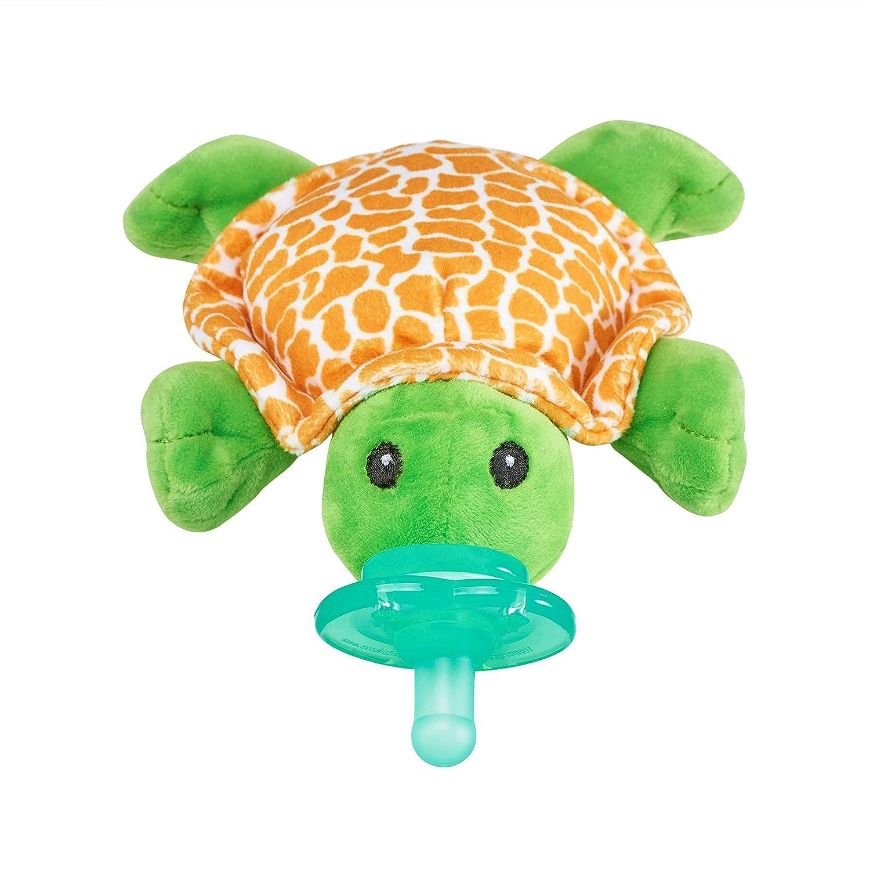 美品  Nookums Paci-Plushies Turtle - Universal Pacifier Pacifier Holder B00BVYWY5I and Rattle Rattle in 1 by Nookums B00BVYWY5I, ウェブユニフォーム:f4feda69 --- a0267596.xsph.ru