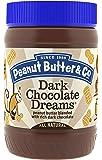 Peanut Butter & Co. Peanut Butter, Dark Chocolate Dreams, 16-Ounce Jars