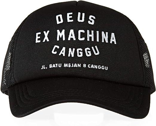 Einheitsgröße Deus Ex Machina Biarritz Adress Trucker Cap Größe
