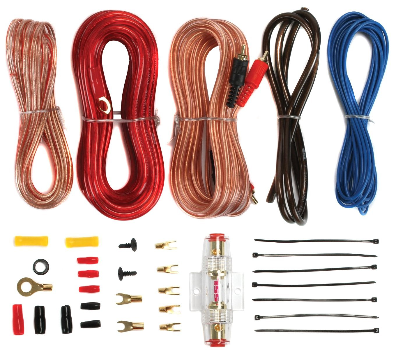 Car Audio Wiring Kits Library Gauge High Quality Lifier Power Wire Amazoncom New Boss Ar2000m 2000w Mono A B Amplifier