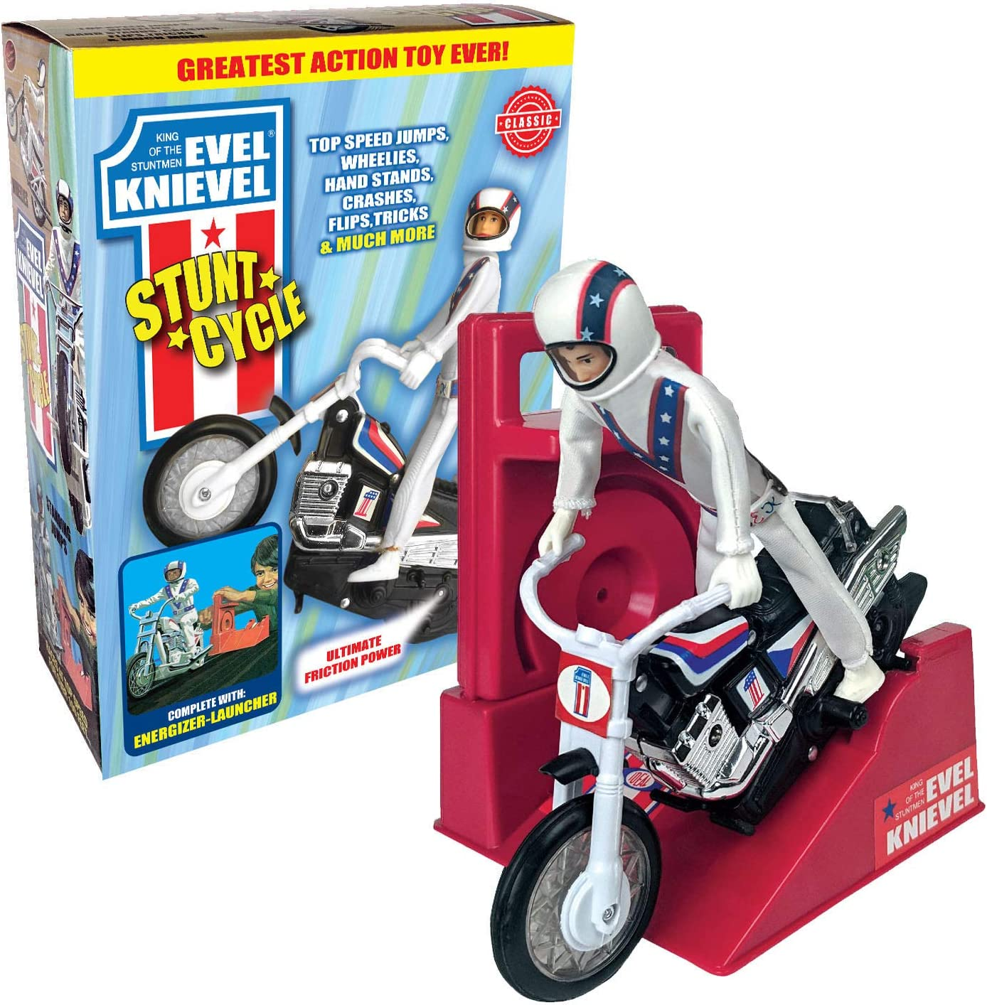 Image result for evel knievel wind up toy