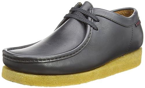 Sebago Koala Low, Mocasines de Cordones, Hombre, Gris (Dark Grey), 40: Amazon.es: Zapatos y complementos