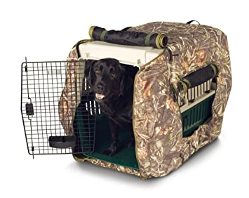 Classic Accessories Insulated Jacket Caseta de Perro, Realtree Camo Max-4, Grande: Amazon.es: Deportes y aire libre