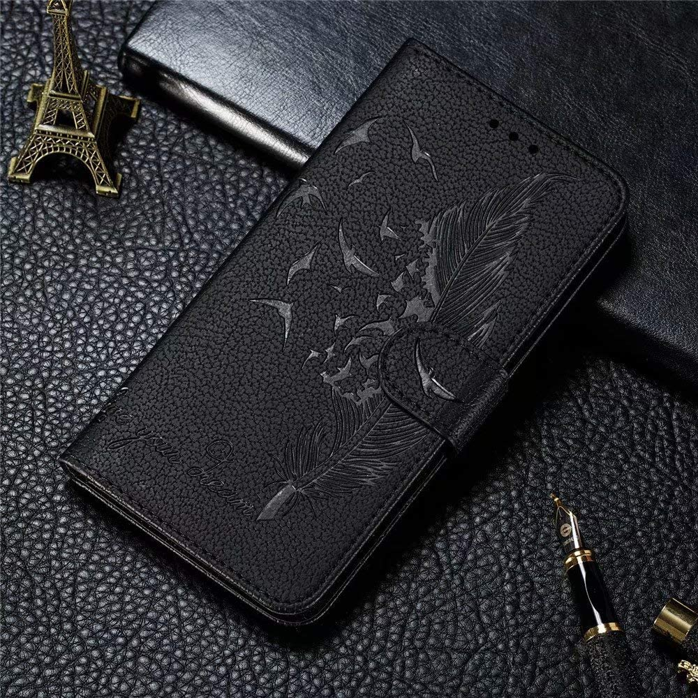 Folding Stand Protective Book Case Cover for Samsung Galaxy A2 Core FlipBird Luxury Flip Wallet Case for Galaxy A2 Core Flip Fold Kickstand Case with Card Holders