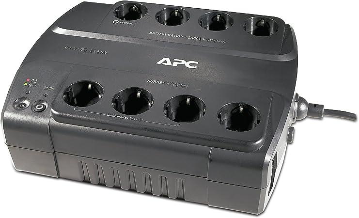 Apc Back Ups Es Be550g Gr Unterbrechungsfreie Computer Zubehör