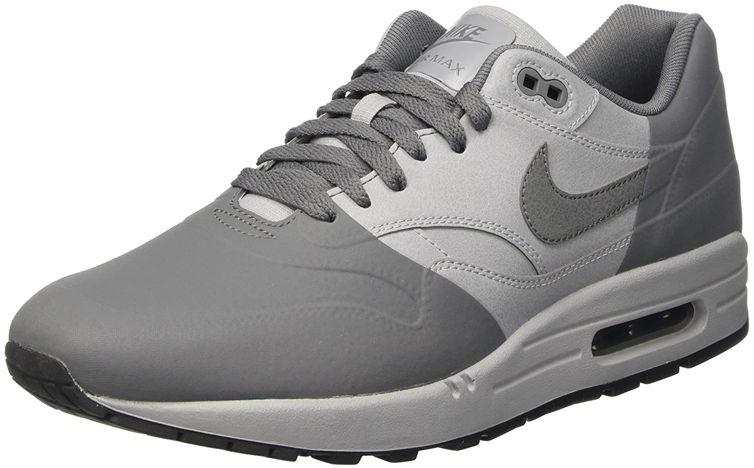 Nike Herren 858876-001 Turnschuhe  41 EU|Grau (Wolf Grey/Anthracite/Cool Grey)
