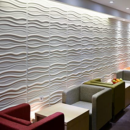 Free Shipping to Canada /& USA over $100. 32 sqft- Cullinans Design Decorative Wall Tiles 3D Wall Panels 12//Box