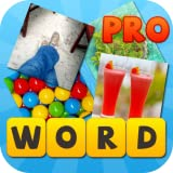 Word4Pics: 4 Pics 1 Word Pro