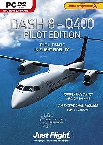 Dash 8 - Q400 Pilot Edition: Expansion for Flight Simulator X - PC