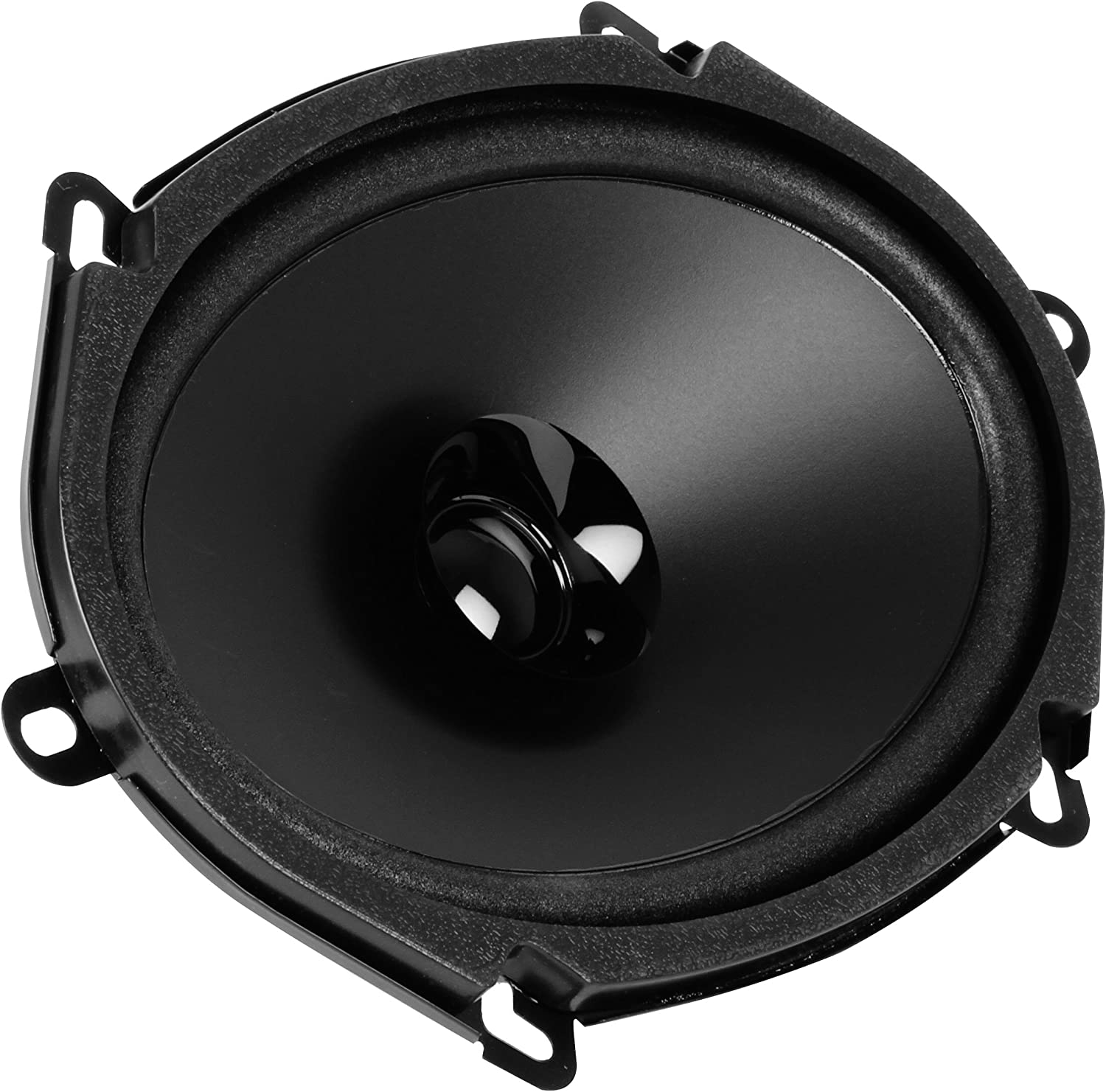 Boss BRS65 6-1//2-Inch Dual Cone Replacement Speaker Individually Packaged in Clamshell