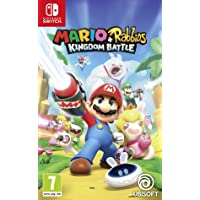 Mario   Rabbids Kingdom Battle by Ubisoft - Nintendo Switch