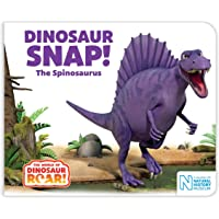 Dinosaur Snap! The Spinosaurus