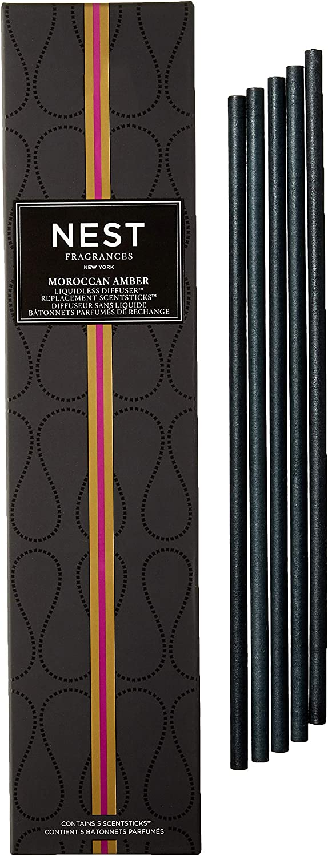 NEST Fragrances Liquidless Diffuser Refill- Moroccan Amber - NEST106MA