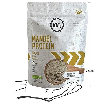 mandel proteinpulver