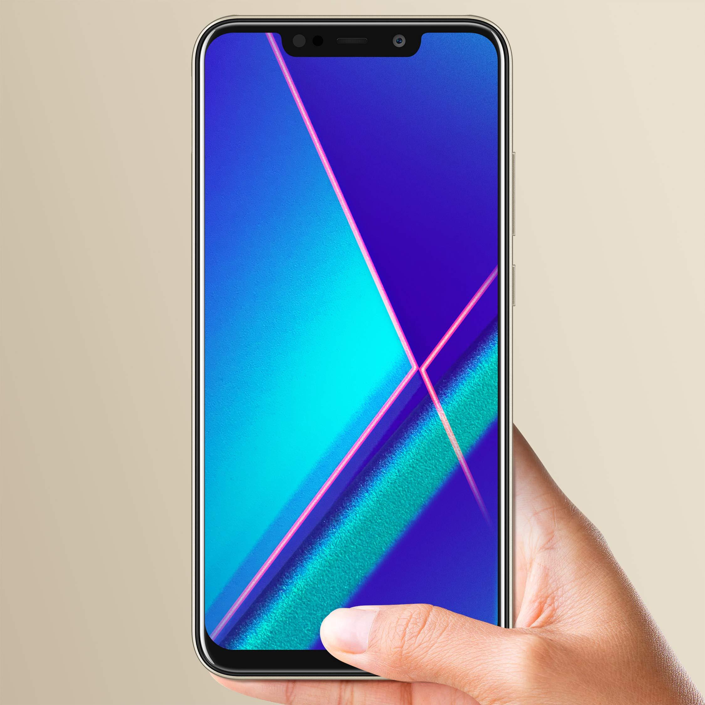 "BLU VIVO XL4 – 6.2"" HD Display Smartphone, 32GB+3GB RAM –Gold by BLU (Image #6)"