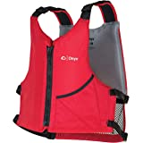 Onyx 121900-100-004-17 Universal Paddle Vest - Red