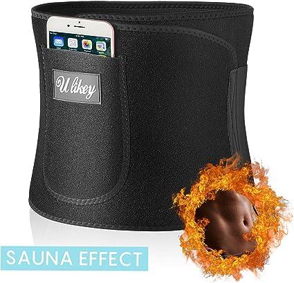 Taillenmieder Gürtel Bauchweggürtel Taille Trimmer Gürtel Fitness Saunagurt