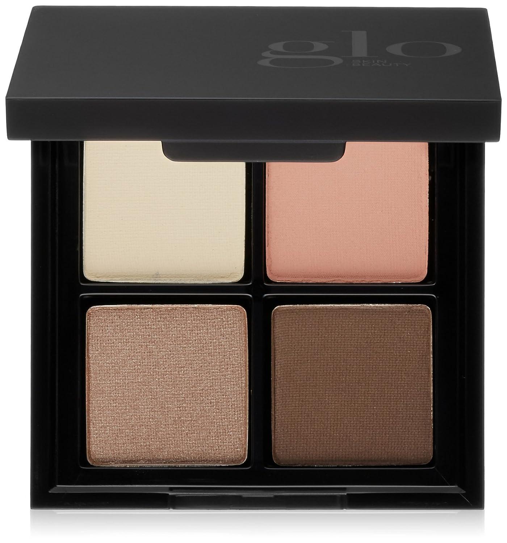 Glo Skin Beauty Eye Shadow Quad , Eyeshadow Palette Kit , 4 Colors in 5 Shade Options , Cruelty Free